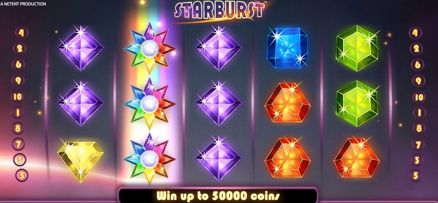 Starburst Erfahrungen